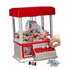 Elekroniskā konfekšu spēles aparāra noma
