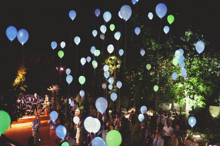 Led gaismu lodītes baloniem