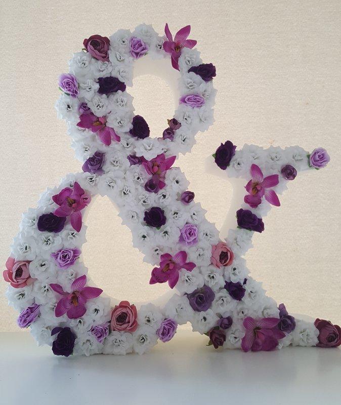 Ziedu burti, simboli 50cm