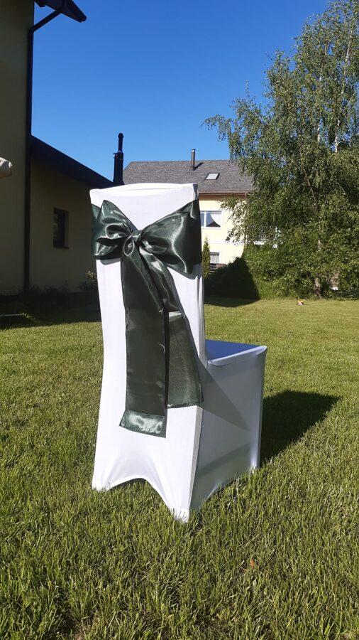 Satīna krēslu lentes