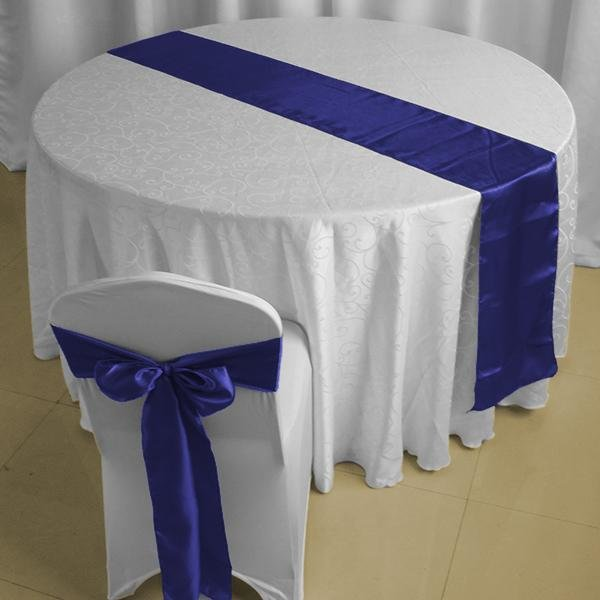 Satīna galda celiņi, noma