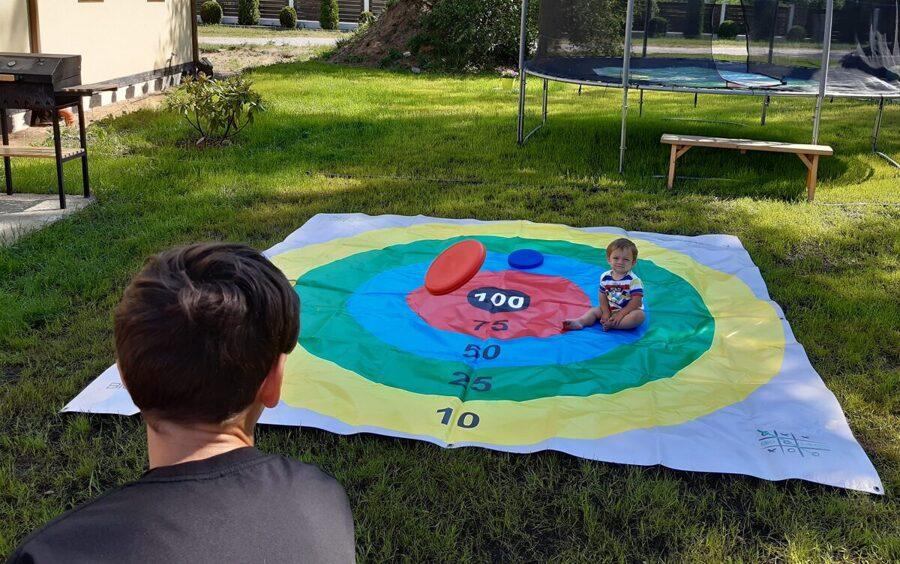 Lidojošais Mērķis (2x2m) vai (3x3m)